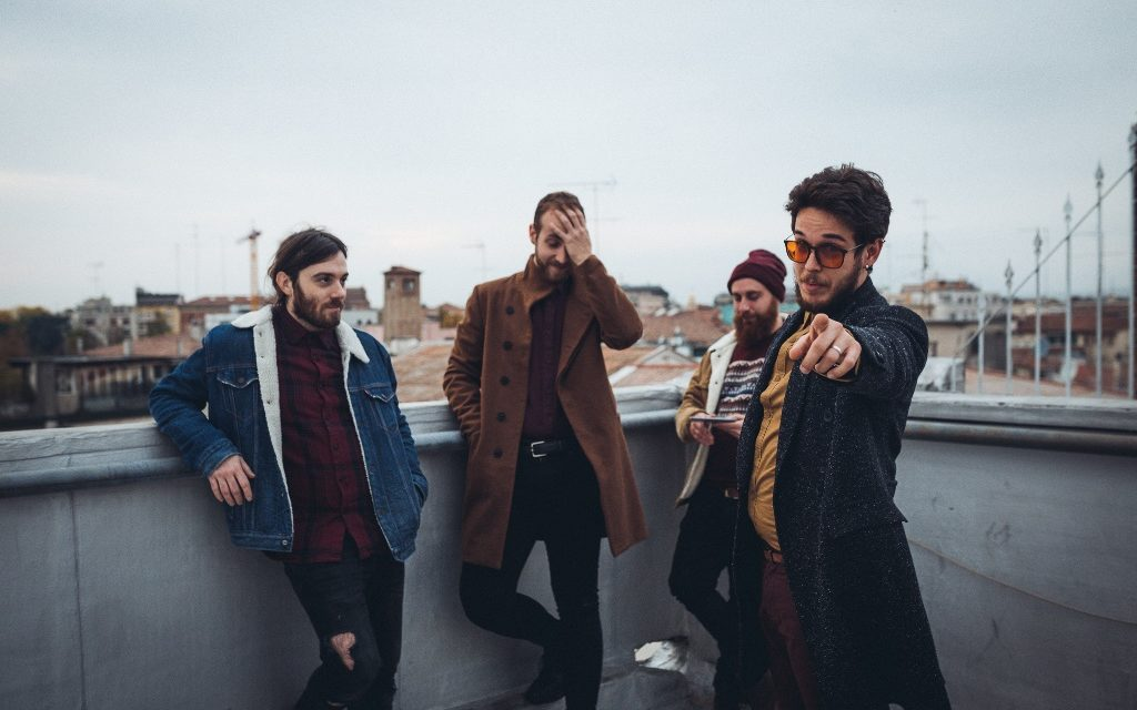 """GIMME FIVE: 5 pezzi fondamentali per LA SCIMMIA e il nuovo album """"Ti Farò Del Male"""""""