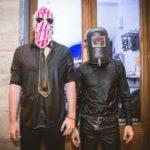 GIMME FIVE: 5 pezzi fondamentali per il duo mascherato Cyborg Zero