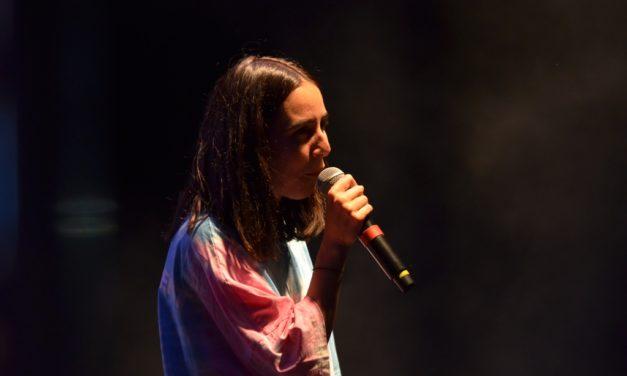 Federica Abbate festeggia all'Ohibo' prima di tornare con nuova musica [live report]