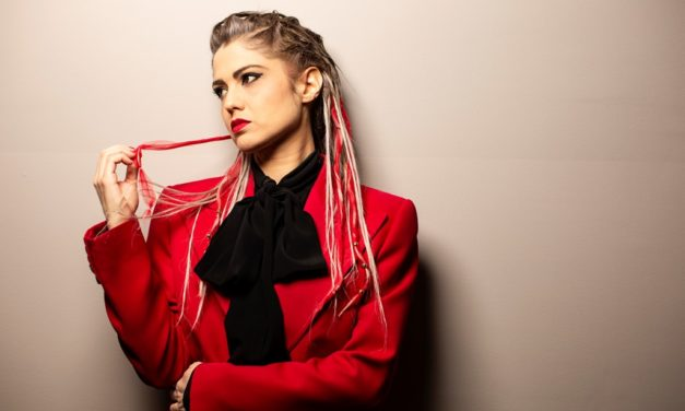 Beatrice Antolini è musica allo stato puro [intervista]