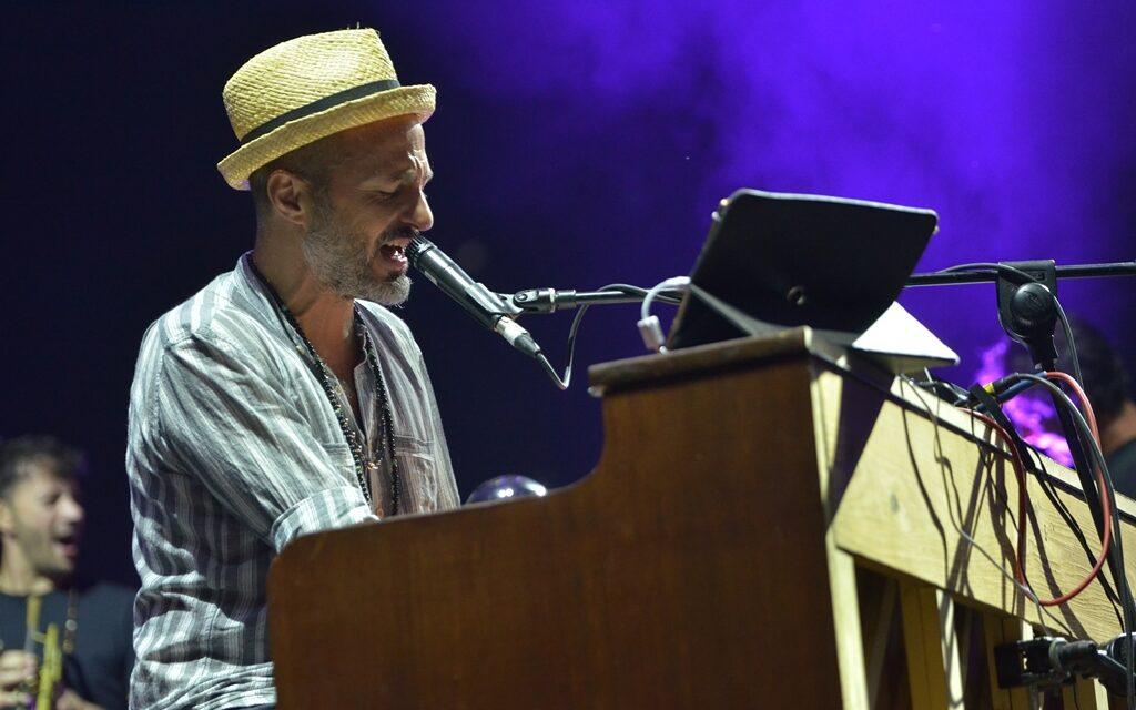 Samuel: le foto live del Golfo Mistico tour
