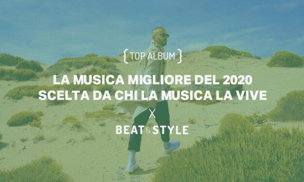 I top album 2020 scelti da chi la musica la vive