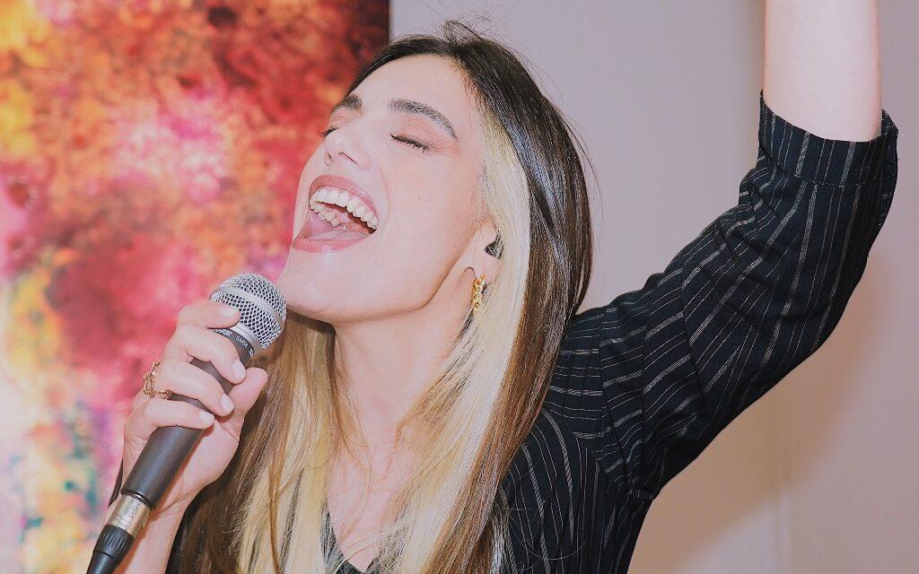 BMB Live Studio: Al via la musica nelle gallerie d'arte con Margherita Vicario