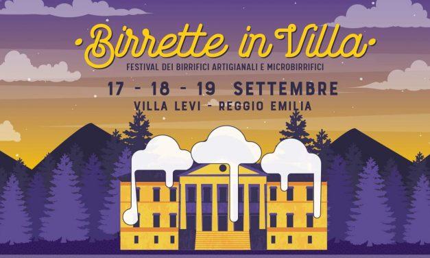Birrette in Villa arriva a Reggio Emilia con i live di Auroro Borealo e Bruno Belissimo